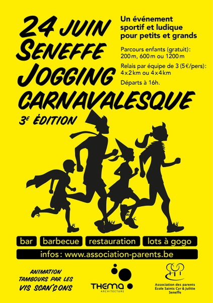 jogging carnaval 2017