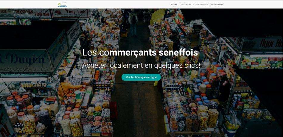 plateforme commerces