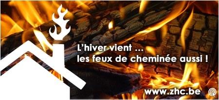 L'hiver vient … les feux de cheminée aussi !