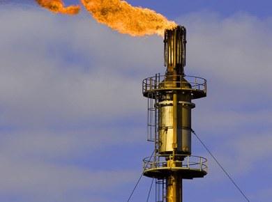 Utilisation des torchères par Total Petrochemicals Feluy