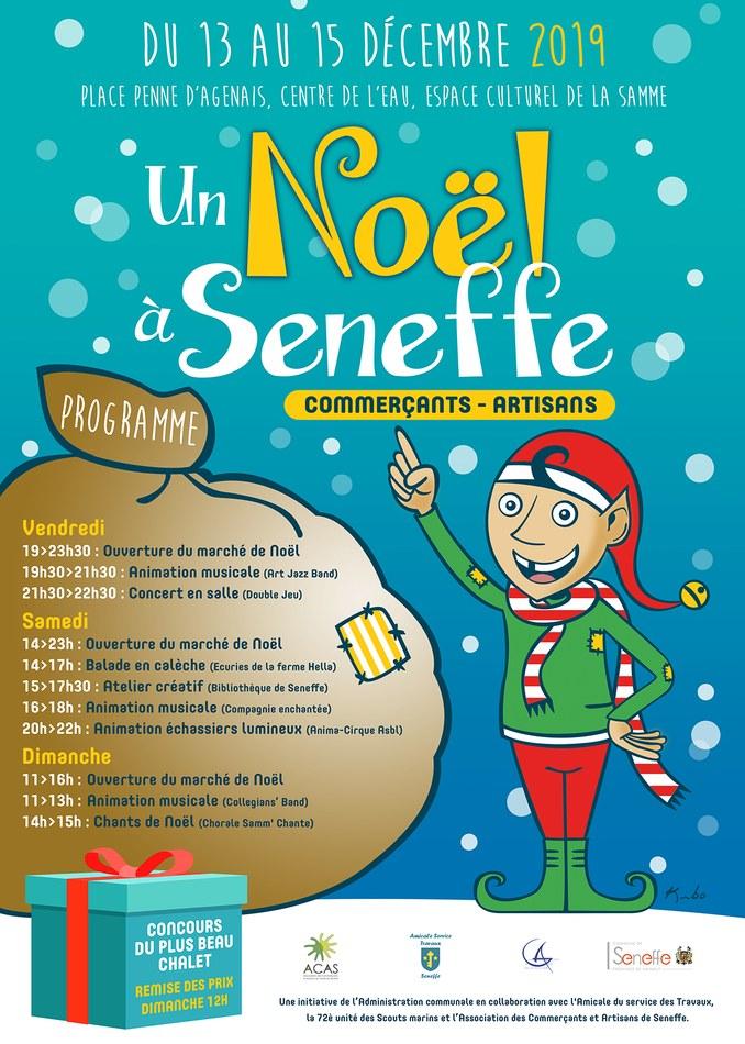 Un Noël à Seneffe 2019 cadeau