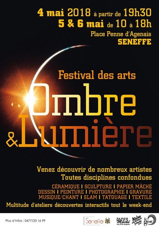 Ombre et Lumière Festival des Arts