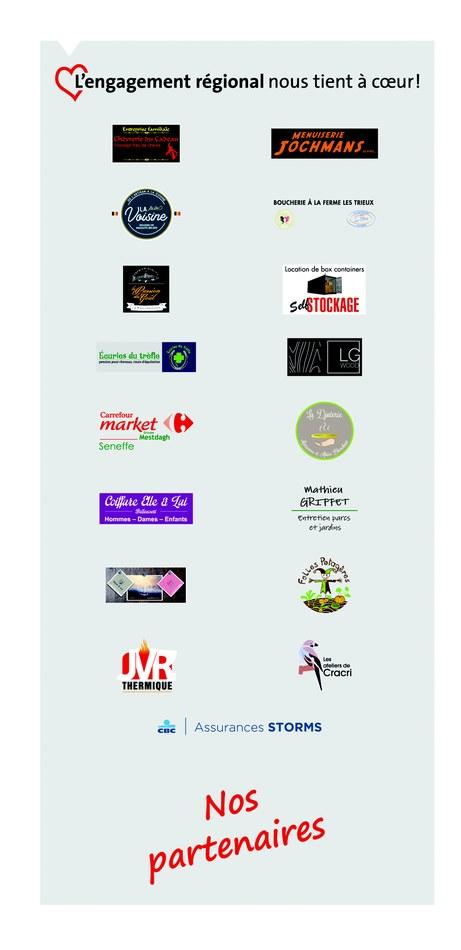 sponsors véhicule commune