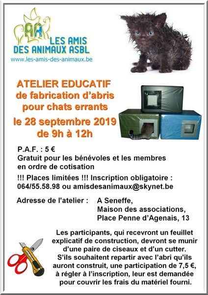 Atelier 201909