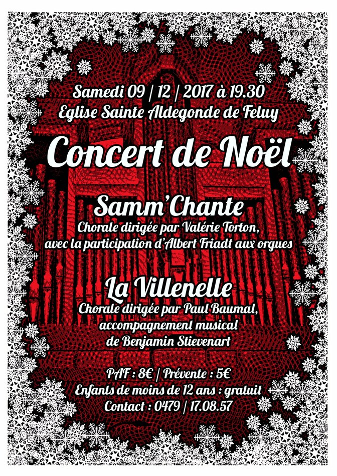 Chorale Samm'Chante à Feluy
