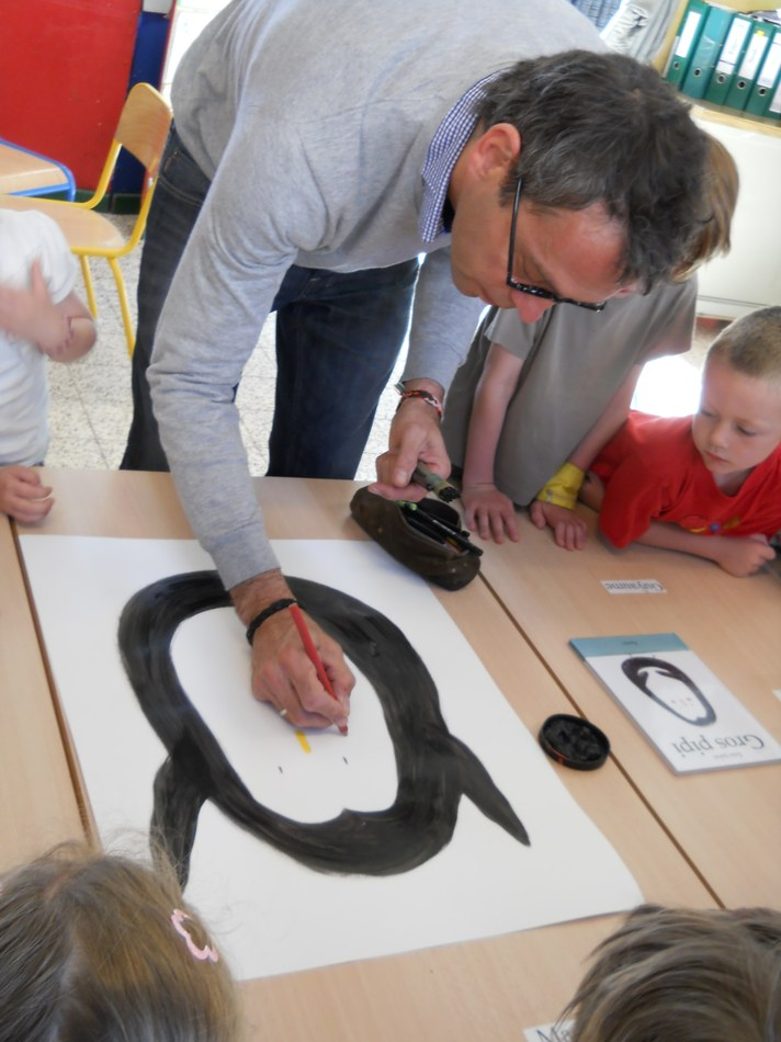 Emile Jadoul à l'école d'Arquennes(7)