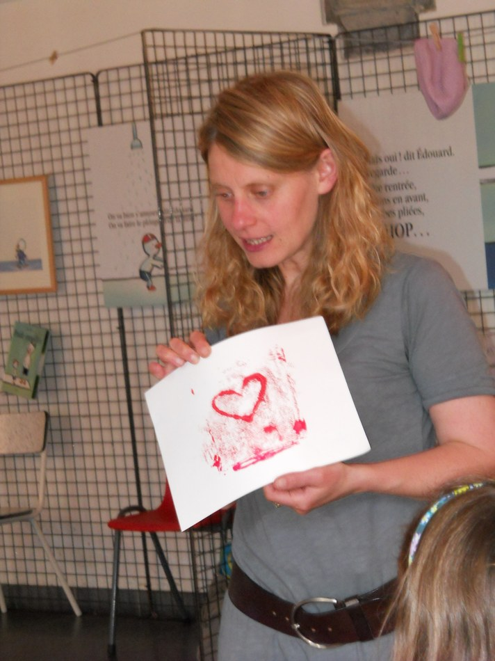 Atelier-rencontre avec Catherine Pineur(2)