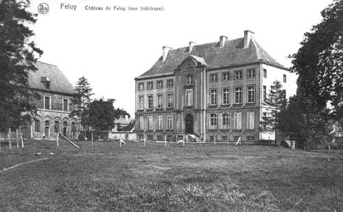 Château de Feluy 01