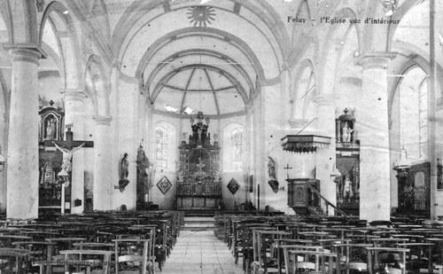 Eglise de Feluy