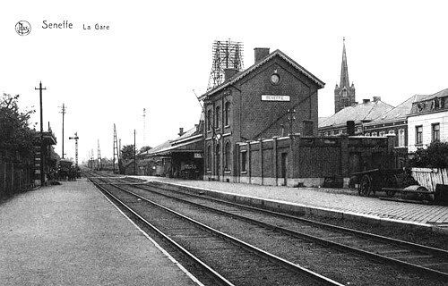 Gare de Seneffe