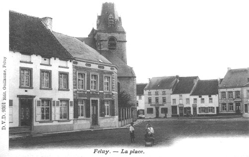 Place de Feluy