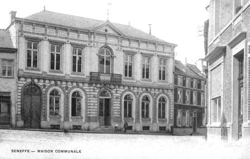 Maison Communale de Seneffe