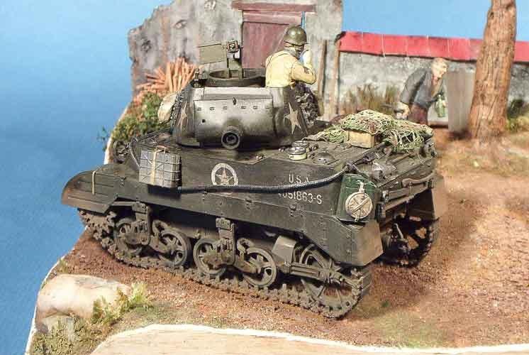 Tank HMC M8.... (# 06)