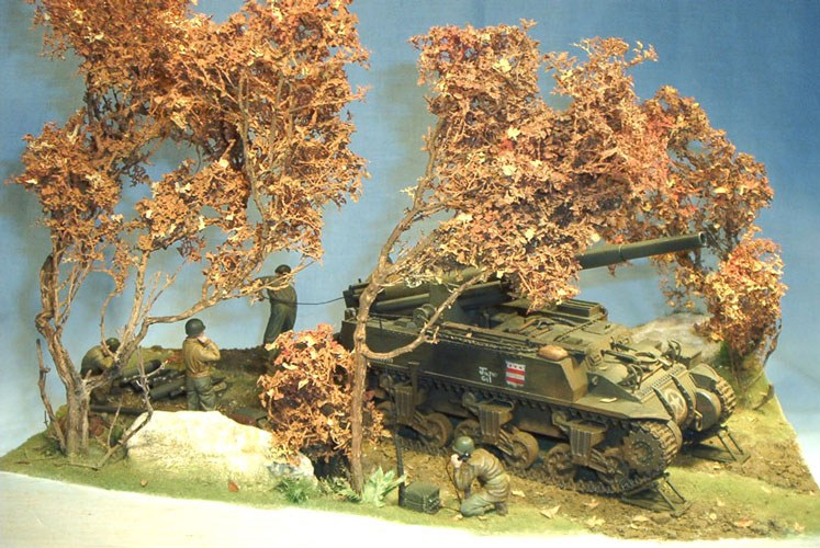Tank GMC M12.... (# 02)