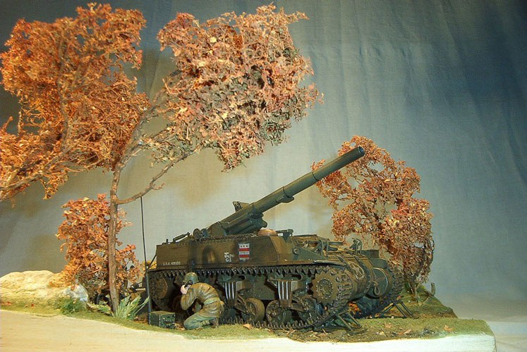 Tank GMC M12.... (# 06)