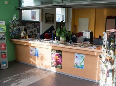 Accueil touristique à Seneffe - Eté 2021